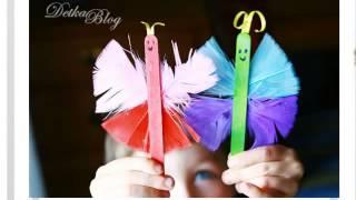 Поделки с детьми: идеи для поделок с ребенком