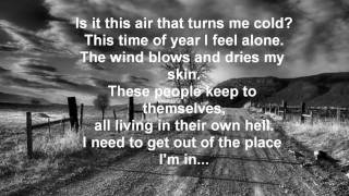 Balance and Composure - Alone For Now (Lyrics on screen)
