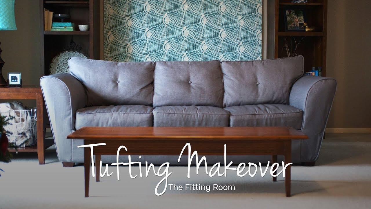 Tufting Diy Sofa