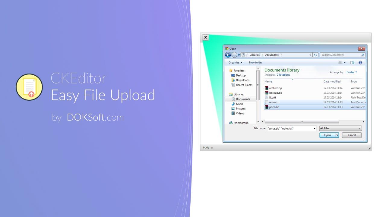 JS+ Easy File Uploader Overview