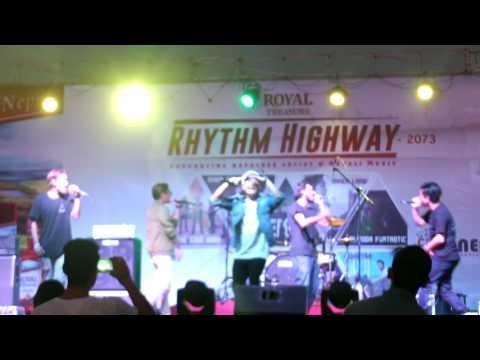 B-8EIGHT -Timro Manma Official live concert in Narayangarh