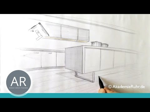 m bel zeichnen youtube. Black Bedroom Furniture Sets. Home Design Ideas