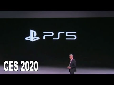 PlayStation 5 Details in the Months Ahead CES 2020 [HD 1080P]