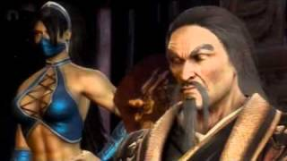 MK9 (Mortal Kombat) ~ Story Mode Part 1
