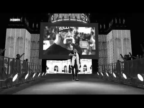 nWo Hollywood Hulk Hogan Entrance DLC WWE 2K15 Xbox One ...
