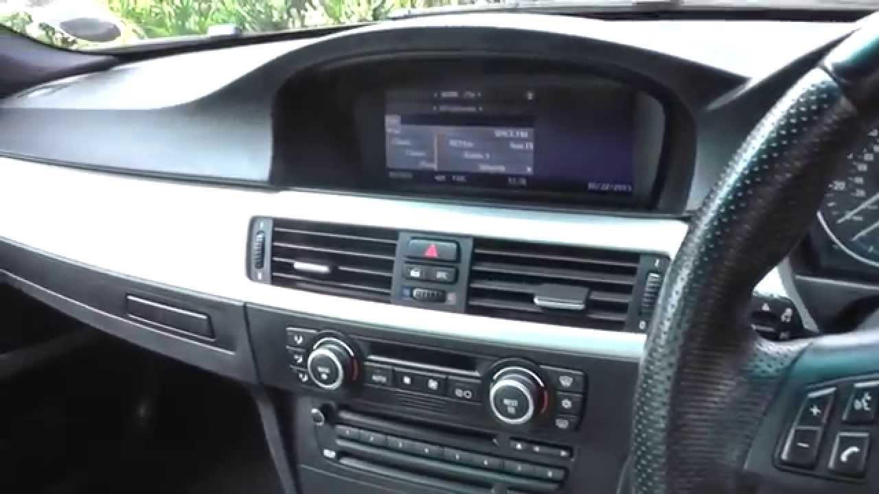 Bmw 330 M Sport Interior Review E90 E91 E92 E93 Youtube