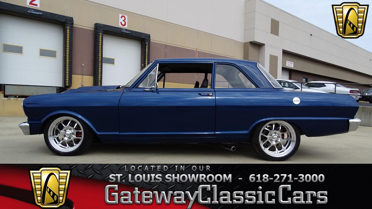 7228 1964 chevrolet chevy ii nova gateway classic cars of st louis youtube [ 1280 x 720 Pixel ]