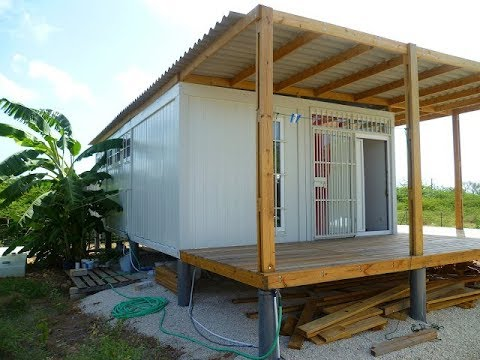 Shipping Container Homes Caribbean