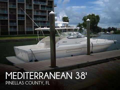 [UNAVAILABLE] Used 1999 Mediterranean 38 Express Sportfisherman In Treasure Island, Florida
