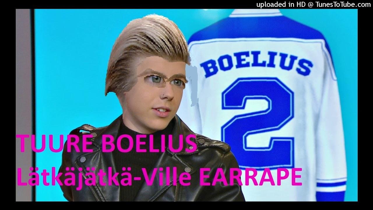 Tuure Boelius Lätkäjätkä Ville