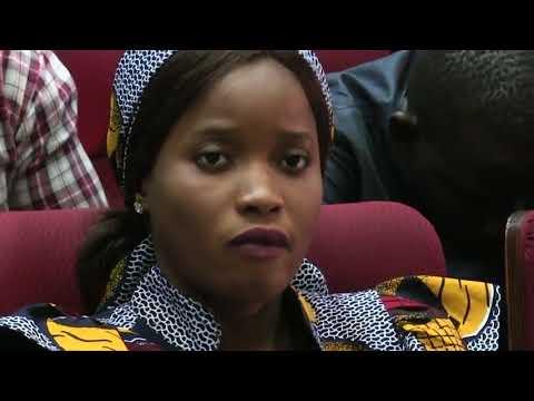 Dr Safiatou THiam secrétaire executive du CNLS