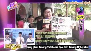 Video [TF BOYS VN Fansite ] vietsub 150810 TFBOYS@Giải Trí 100% download MP3, 3GP, MP4, WEBM, AVI, FLV Juli 2018