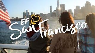 EF ❤ San Francisco