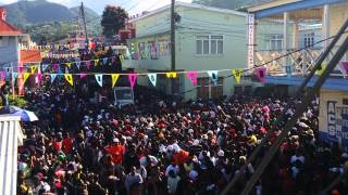 2014 Dominica Carnival Jouvert