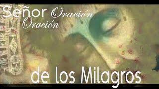 Oración al Señor de Los Milagros para peticiones Difícile...