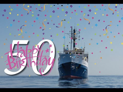 Happy 50th Birthday Nautilus! | Nautilus Live