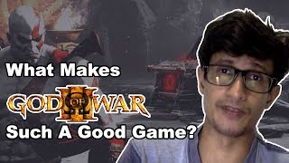 What Makes God Of War 3 Such A Good Game | Funny Personal Incident At Home While Playing | Review