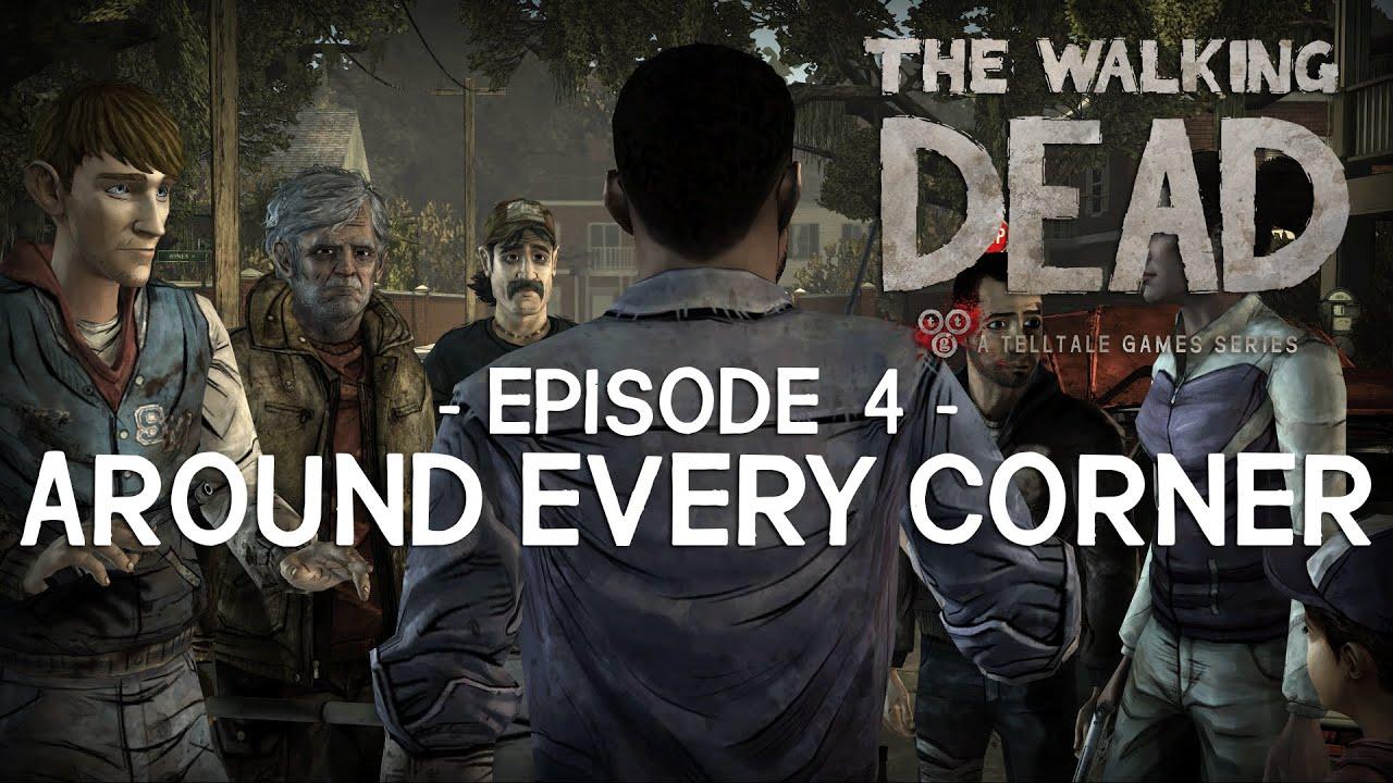 walking dead game season 1 episode 4 help