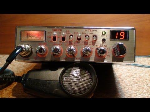 Uniden PC 78 Elite - Zanim kupisz cb radio - Test # 6