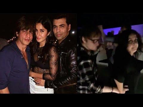 Ed Sheeran Dancing With Farah Khan, Shahrukh Khan, Katrina Kaif Leaked video And Pics