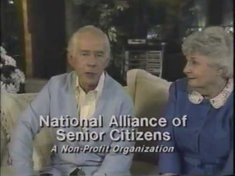Harry Morgan Life Insurance commercial