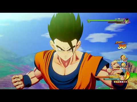 All Attacks & Transformations - Dragon Ball Z Kakarot