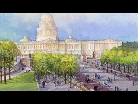 Building the Capitol Visitor Center