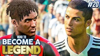 ROAD TO BECOME A LEGEND! PES 2019 #20