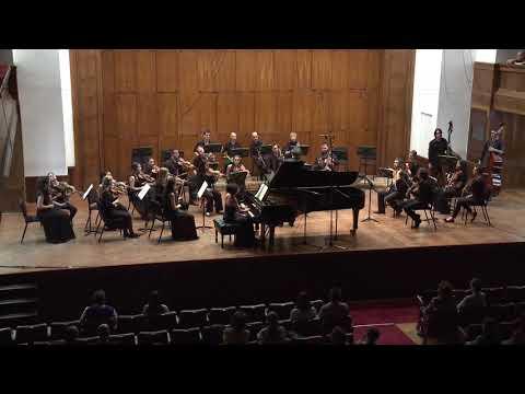 Minka Popović & K.O. Muzikon - W. A. Mozart - Piano concerto No. 9 in Eb major, K. 271
