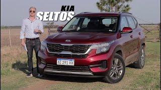 Kia Seltos LX - Test - Matías Antico - TN Autos