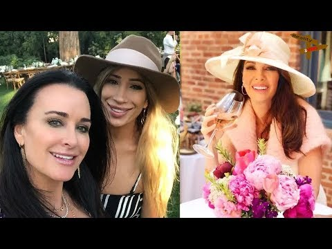 RHOBH's Kyle Richards Accuses Lisa Vanderpump of Making John Blizzard Lie for Her and Putting on...
