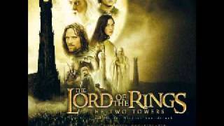 The Lord Of The Rings OST - The Two Towers - The King