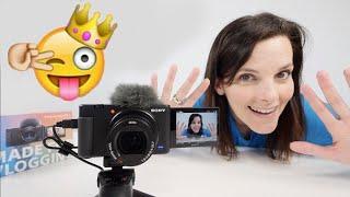 ¿El REY del vídeo vlogging en YouTube? | Sony ZV1 unboxing y test