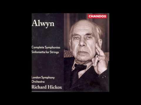 Alwyn  Sinfonietta for strings