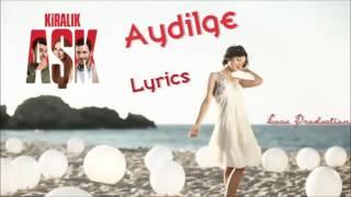 Lyrics اغنية المسلسل التركي حب للايجار