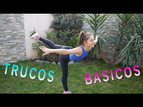 Trucos Basicos De Gimasia Artistica Yosoyjechu Youtube