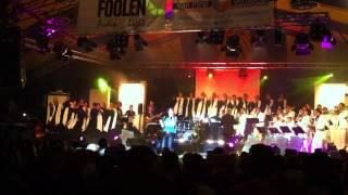 Big Fun Band en gospelkoor Orinoco - Shout !