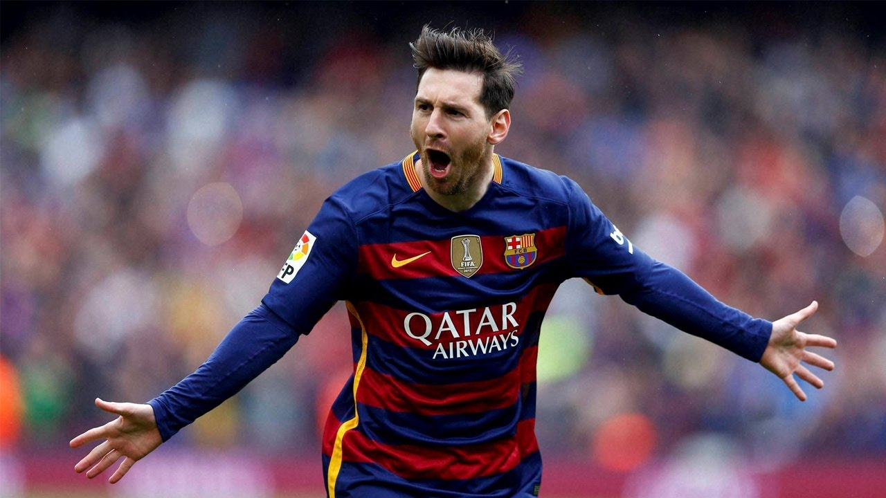 aea759eb15f Messi hits hat-trick as Barcelona crush Manchester City at Camp Nou ...