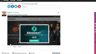 BITCONNECTX WARNING!!!!! AND CLASS ACTION SUIT!!!! MUST SEE!!!!