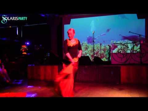 Anna Anisimova. Solaris Tribal Party 2013