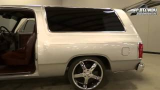 1989 Dodge Ram Charger Located in our Louisville Ky Showroom