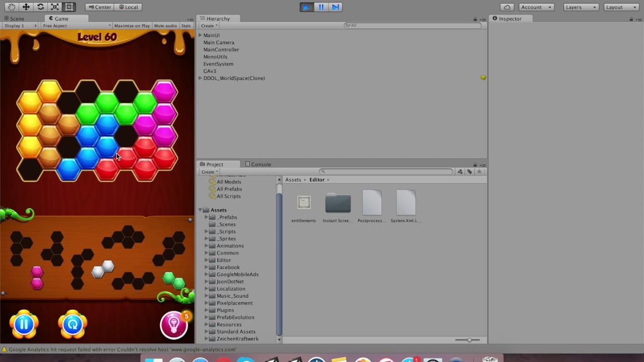 Block! Hexa Puzzle Unity Source Code: Introduciton