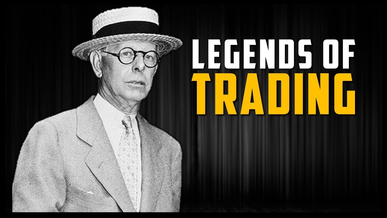 LEGENDS OF TRADING: THE STORY OF JESSE LIVERMORE