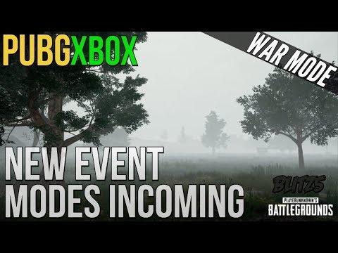 PUBG Xbox: War Mode