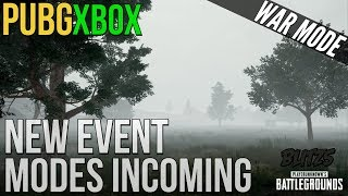 "PUBG Xbox: War Mode ""One Shot One Kill"" (New Event Mode)"