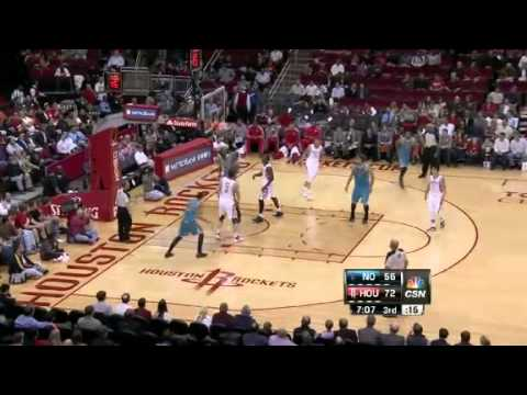 Houston Rockets & New Orleans Hornets / 14.11.2012 / Highlights