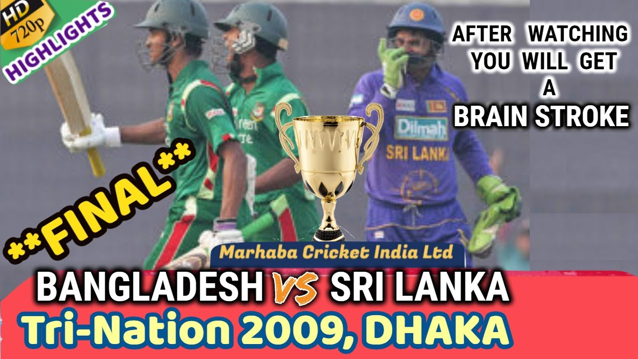SL Lost 5 WKT in 6 and then?- ...