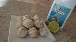 Margarita No-bake Boozy Bites By Cakes Under The Influence: What I Say About Food