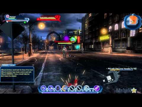 DC Universe Online - Gotham Bane Story Arc pt.6