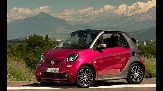Smart Electric Drive Cabriolet 2018 Car Review